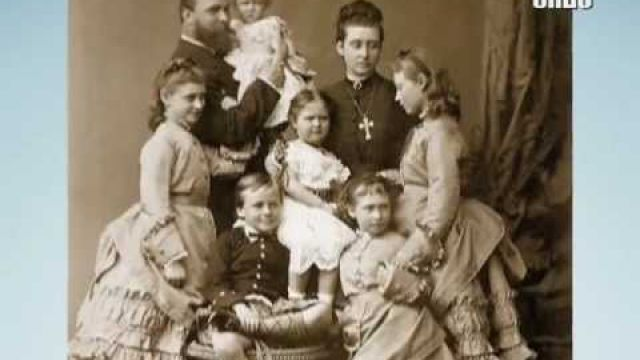 Великая княгиня Елизавета Федоровна Романова