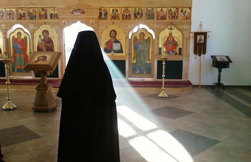 нас как научиться молчать православие для Майнкрафт